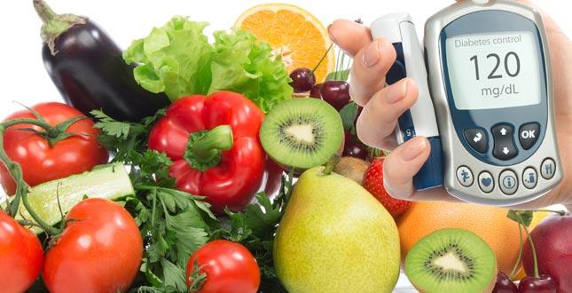 diabetes en dieet