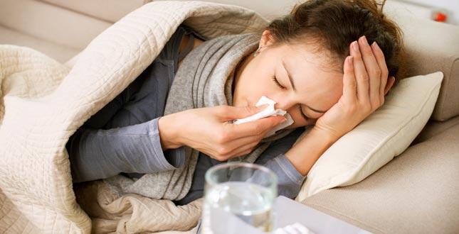 verkoudheid bestrijden - aanpakken