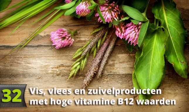 te veel vitamine b